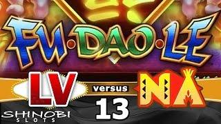 Las Vegas vs Native American Casinos Episode 13: Fu Dao Le Slot Machine