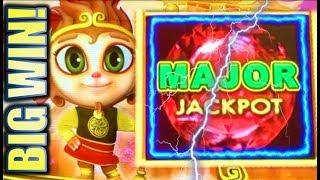 •FINALLY! MY FIRST MAJOR JACKPOT WIN! • LIGHTNING LINK VS. CELESTIAL KING VS. PIGGIES! Slot Machine