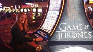 Game of Thrones Slot Machine HUGE WIN!!! Back-to-Back Bonuses! MAX BET!!!