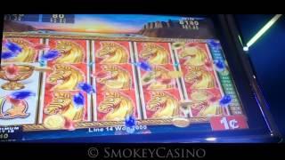 LEGION WARRIOR Slot Line Hits Big Win - KONAMI GAMING