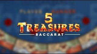 5 Treasures Baccarat