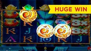 RARE BONUS! Golden Gecko Slot - HUGE WIN!