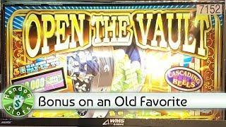 Open the Vault slot machine, Bonus on an old favorite