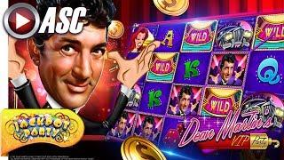 Jackpot Party - Dean Martin's VIP Party: Albert's Slot Game Review