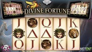 Divine Fortune Online Slot from NetEnt