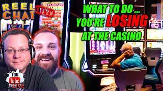 ⋆ Slots ⋆ REEL CHAT LIVE ⋆ Slots ⋆ LOSING AT THE CASINO? HERE ARE SOME TIPS TO DEAL WITH BEING A LOSER