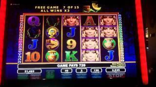 Free slots princess of the amazon