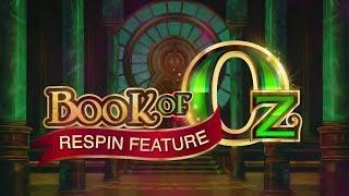 Book of Oz Online Slot Promo