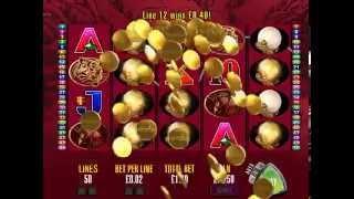 Aristocrat 50 Dragons Video Slot Free Spins