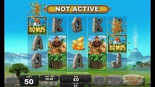 Jackpot Giant Online Slot from Playtech with Progressive Jackpot