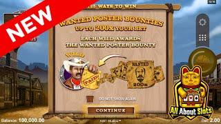 Wanted Outlaws Nobleways Slot - All41 Studios - Online Slots & Big Wins