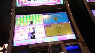 Super jackpot block party 1c bonus