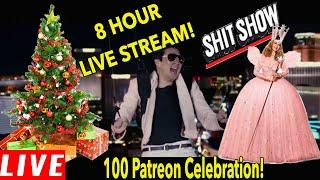 8 hour Live Stream Extravaganza Continued