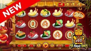 ★ Slots ★ Hey Sushi Slot - Habanero Systems Slots