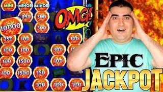 ULTRA Hot MEGA Link Slot Machine HUGE HANDPAY JACKPOT | Slot Machine JACKPOT | SE-5 | EP-26