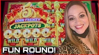 ⋆ Slots ⋆⋆ Slots ⋆LOTS OF FUN ROUNDS WITH LOADS OF LAUGHS⋆ Slots ⋆⋆ Slots ⋆ON 5 COIN FRENZY JACKPOTS