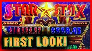 FIRST LOOK! • STAR STAX • LIVE PLAY & BONUSES • IS THIS BETTER THAN STAR RISE?