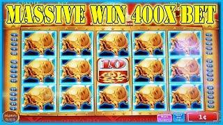 • EPIC LAST SPIN MASSIVE 400x WIN • CHINA MYSTERY