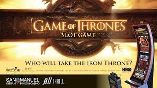 Game of Thrones Now at San Manuel Casino