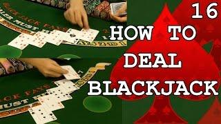 How to Become a Faster Dealer by using Card Counting Drills