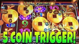 5 Coin Trigger Duanwu Slot Machine Bonus Scientific Games
