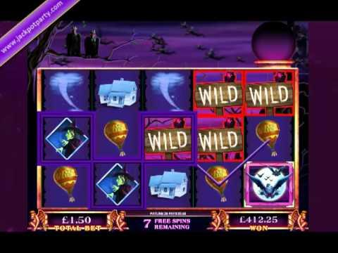 £412.50 MEGA BIG WIN (275 X STAKE) EGYPTIAN RICHES ™ BIG WIN SLOTS AT JACKPOT PARTY