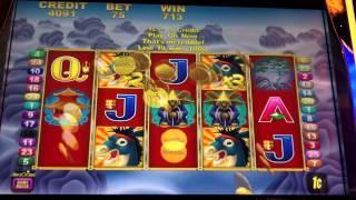 Aristocrat - Kick'n Ass - Slot Win - Parx Casino - Bensalem, PA