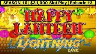 High Limit Lightning Link Slot Machine Live Play | Season 10 | Episode #3