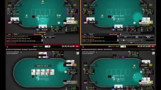 Road to High Stakes Episode 12.4 Texas Holdem Poker Ignition Cash Games