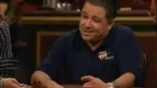 View On Poker - Mike Matusow Throws Away The Better Hand As He Mistakes The Read!