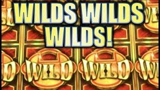 •WILDS WILDS WILDS!!• DRAGON SPIN (SG) $4.00 MAX BET RUN! Slot Machine Bonus