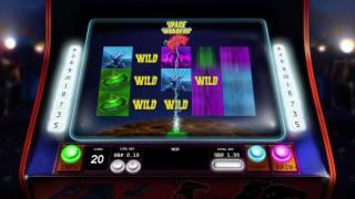 Space Invaders Slot - Playtech