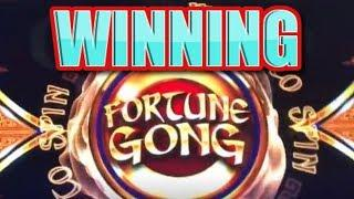 WINNING on NEW SLOTS * FORTUNE GONG * TWIN WIN FORT KNOX