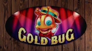 Gold Bug The Wild Bunch Slot - NICE SESSION, ALL FEATURES!