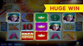 AWESOME RETRIGGERS! Inca Fortune Slot - HUGE WIN, UNBELIEVABLE!