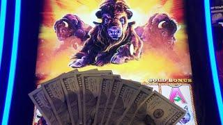 •Live Streaming From San Manuel Casino! $1000 Slot Play Buffalo Gold, 88 Fortunes and More Slots