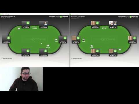 Poker Mastery - Hour One: An introduction to my Poker goals in 2016