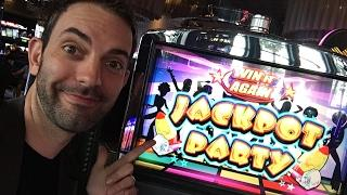 •LIVE GAMBLING in Las Vegas • Slot Machines with Brian Christopher at Cosmopolitan
