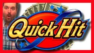 BIG WINS! Ultra Pays QUICK HITS Monkey Fortune Slot Machine Live Play and Bonuses! • sdguy1234