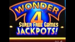 Wonder 4 Jackpots! **Miss Kitty Super Free Games**