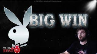 BIG WIN on Playboy - Microgaming Slot - 2,40€ BET!
