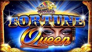 Fortune Queen Slot - Wheel Winner Progressives - NICE BONUS!