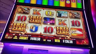 California - Nevada Casino rat Run March 2019 Part 9 The Great BL4K Recovery?
