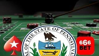 Online Gambling News from 666Bet, PokerStars and Pennsylvania