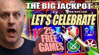 •COME ON LET'S CELEBRATE! •25 FREE GAMES on TAIPAN! + BONUS BRAZIL WIN