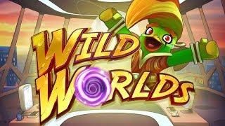 Wild Worlds• - NetEnt