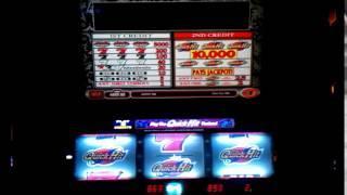 $1 Quick Hits Black N' White - ****JACKPOT MEGA WIN****