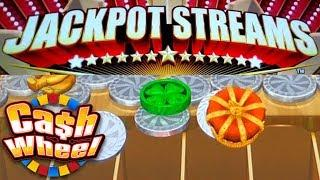 Cash Wheel • Fists of Fire Jackpot Streams • Lightning Link High Stakes • The Slot Cats •