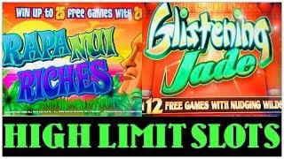 • HIGH LIMIT SLOTS ONLY • 17 MINUTES OF LIVE PLAY WITH BONUS •