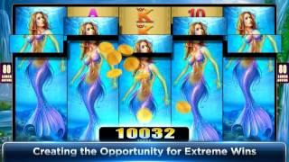 Extreme Symbols™ Mermaid's Dream™ Slot Machines By WMS Gaming